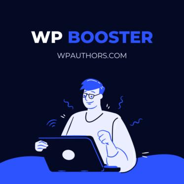WP Booster - WordPress Speed Optimization Package